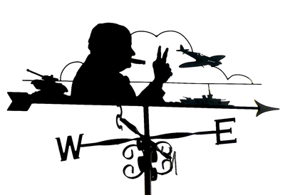 Churchill weather vane