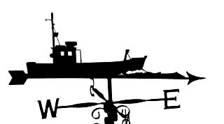 Trawler weather vane