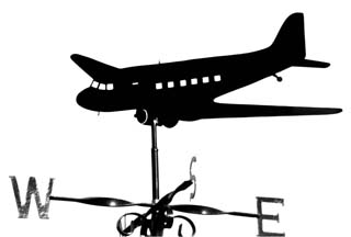Dakota weathervane