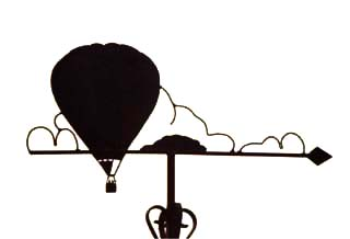 Hot Air balloon weather vane