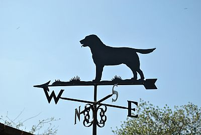 Dog Weathervanes Wind Vanes Weathercock Traditional
