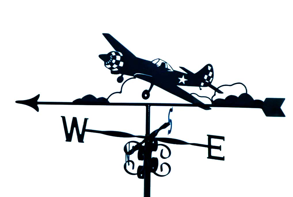 Yak weathervane